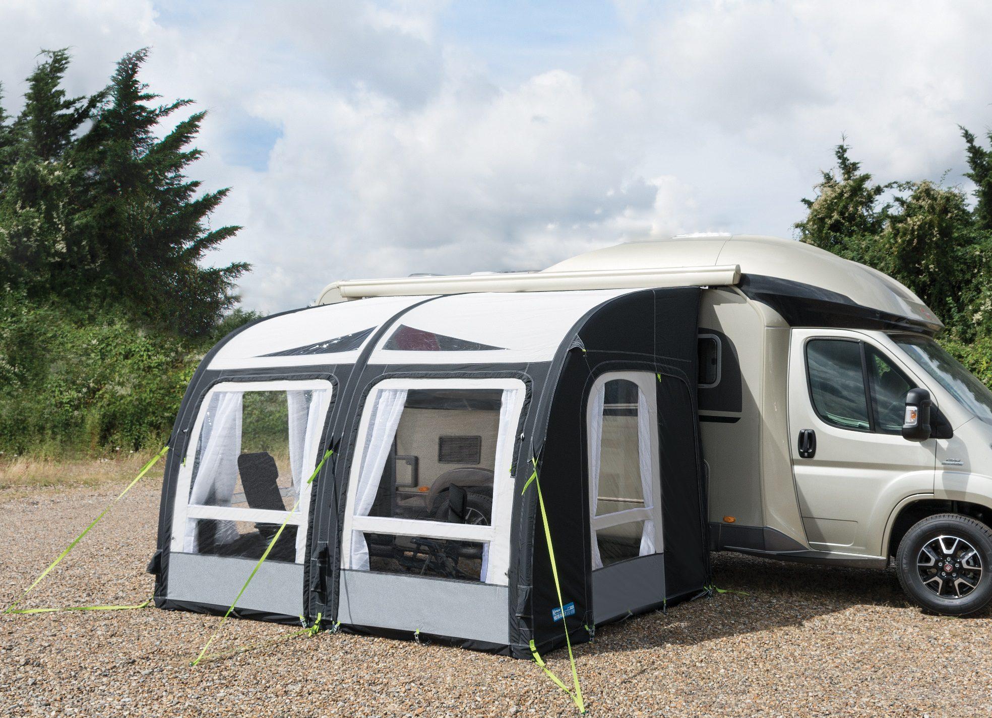 Kampa Motorhome Awnings Motorhome Awnings Norwich Camping