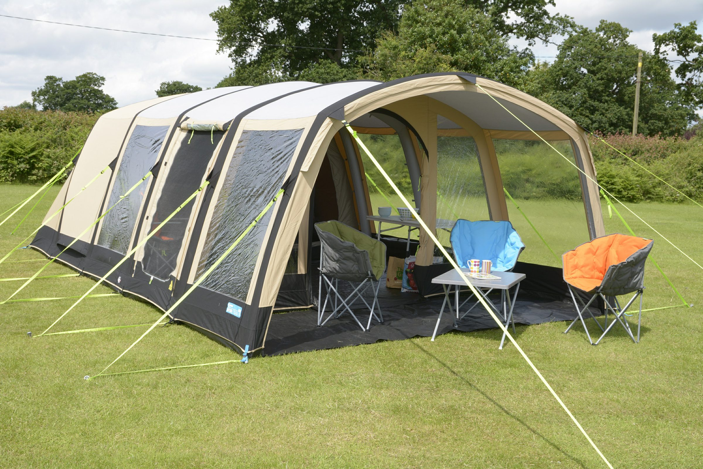 Kampa Hayling 6 Classic Air Pro Tent