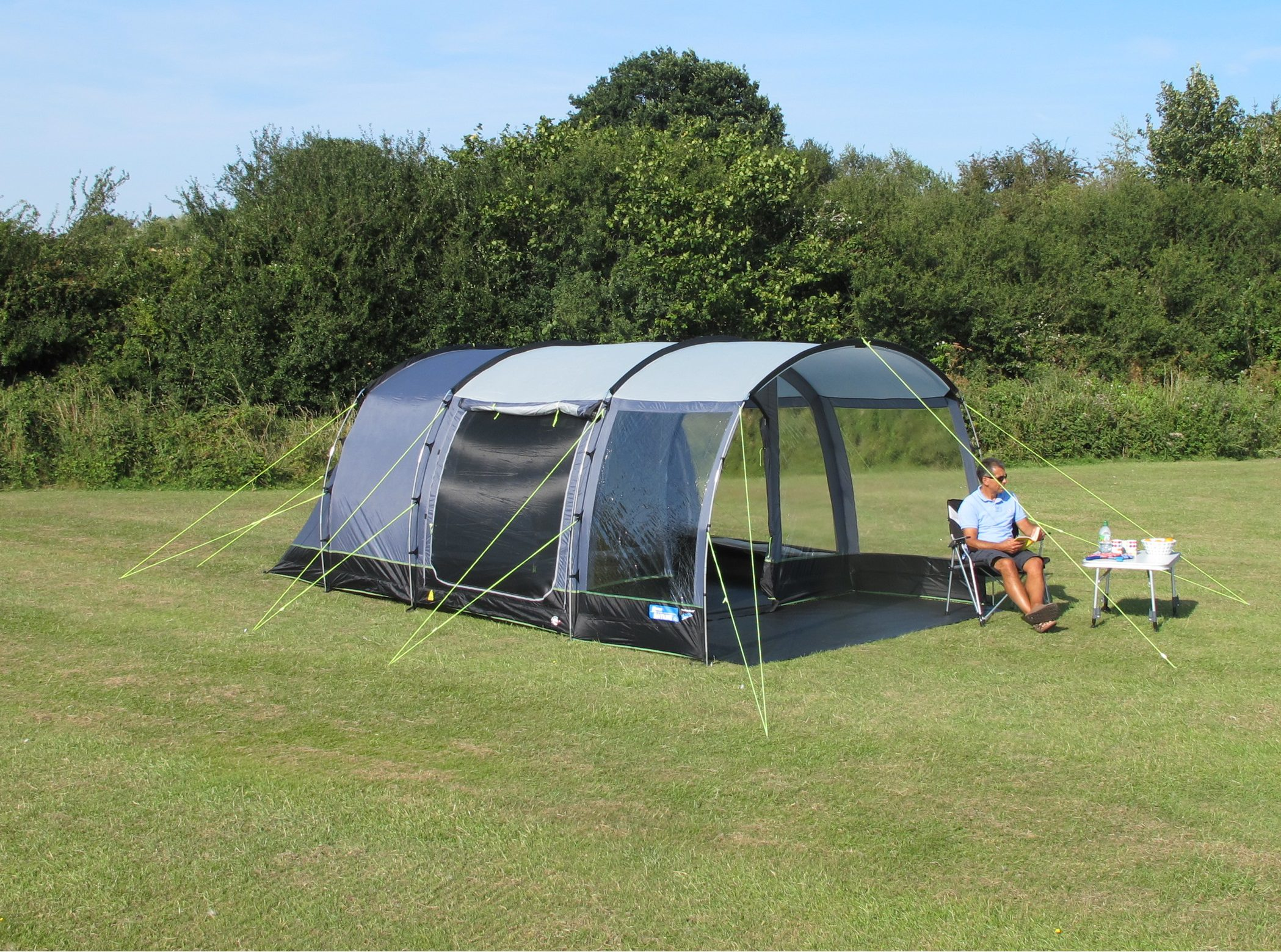 Kampa Hayling 4 Air Poled Tent
