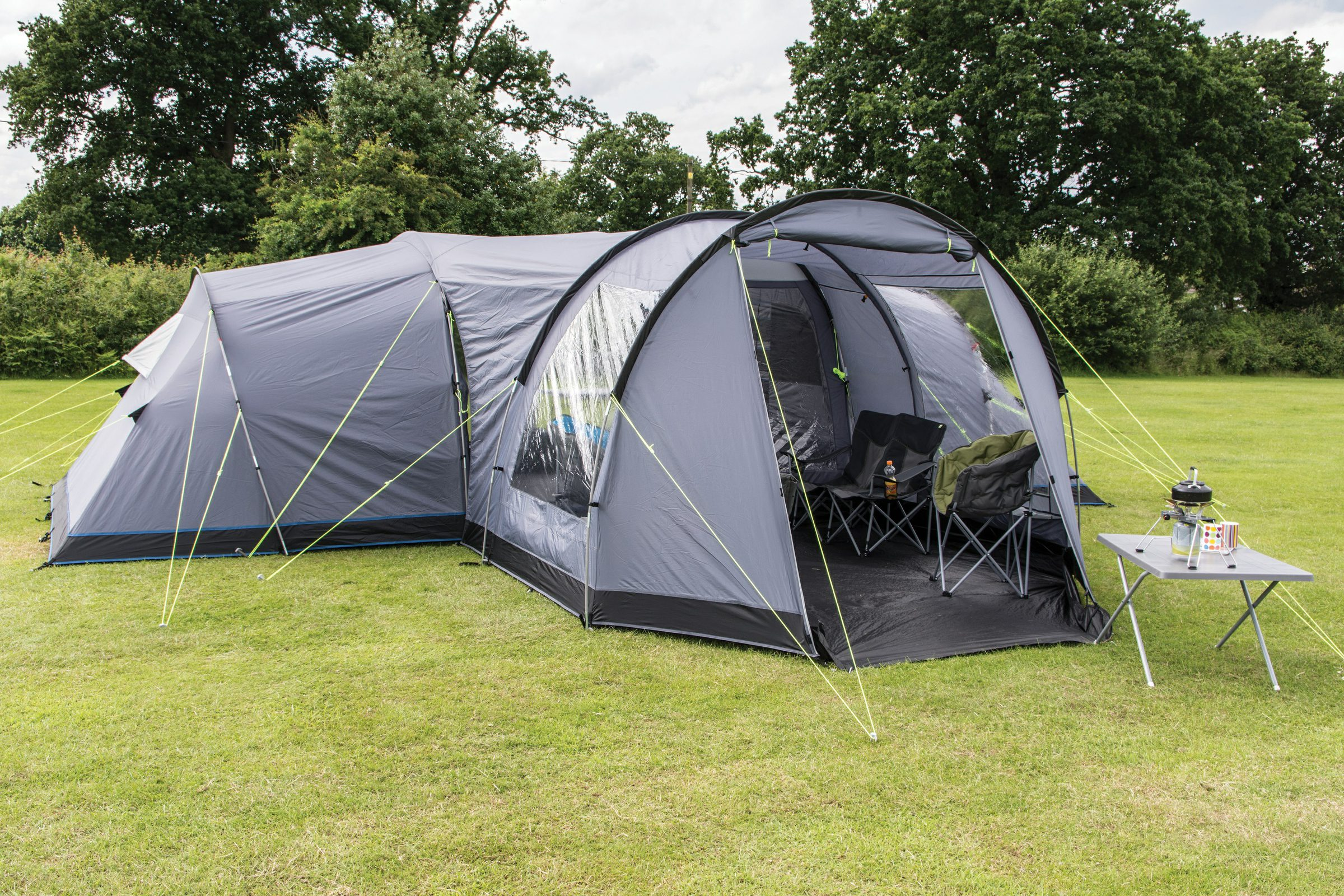 Kampa watergate 8 tent side canopy