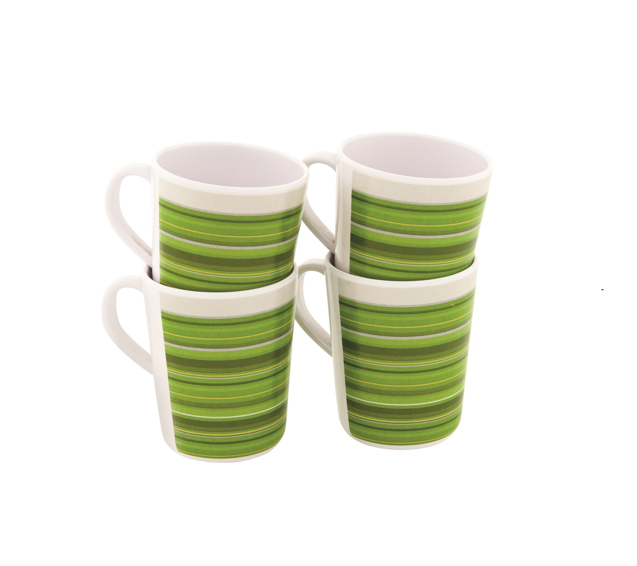 Outwell blossom mug set of 4