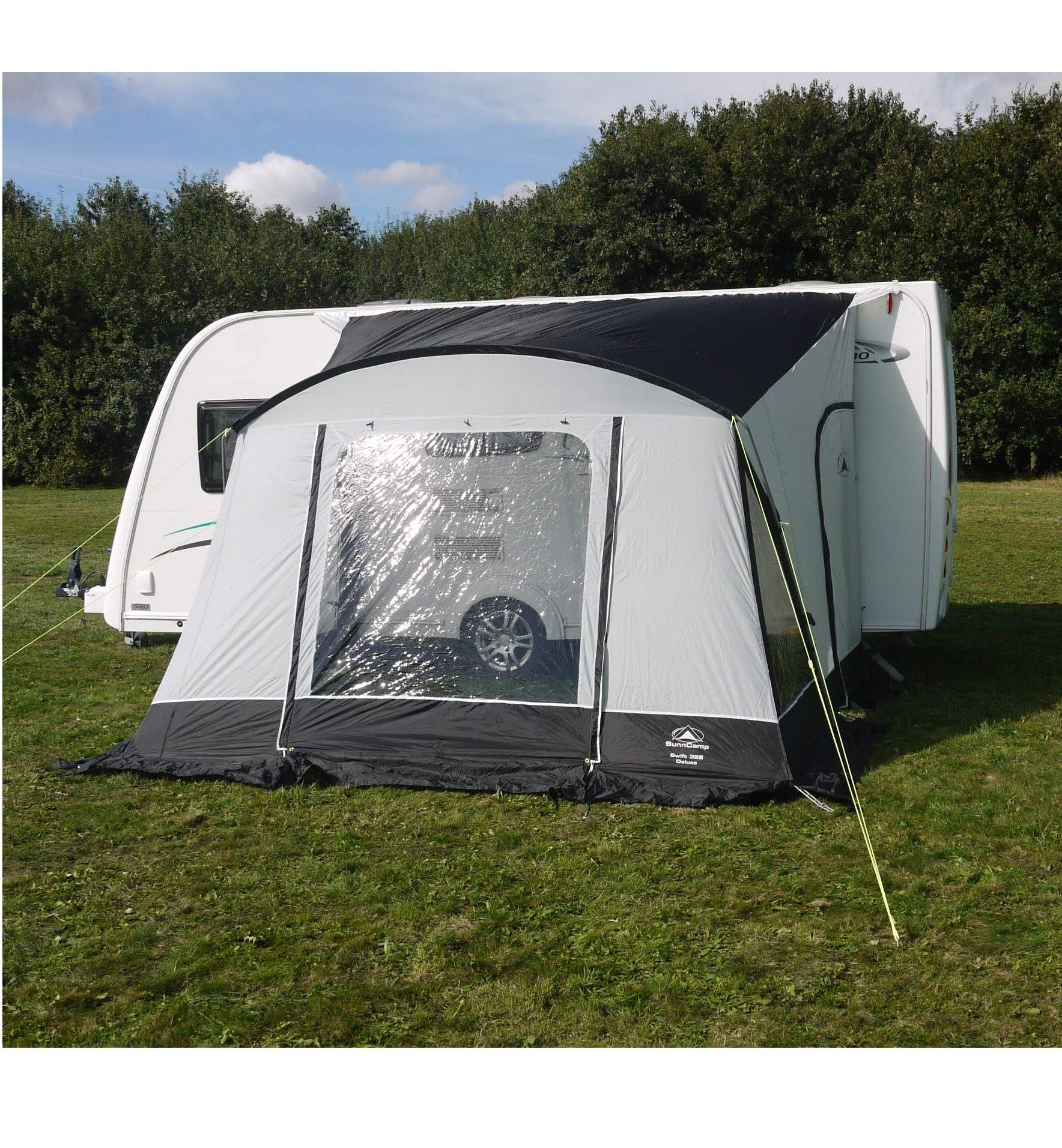Sunncamp Swift 325 Deluxe 2017