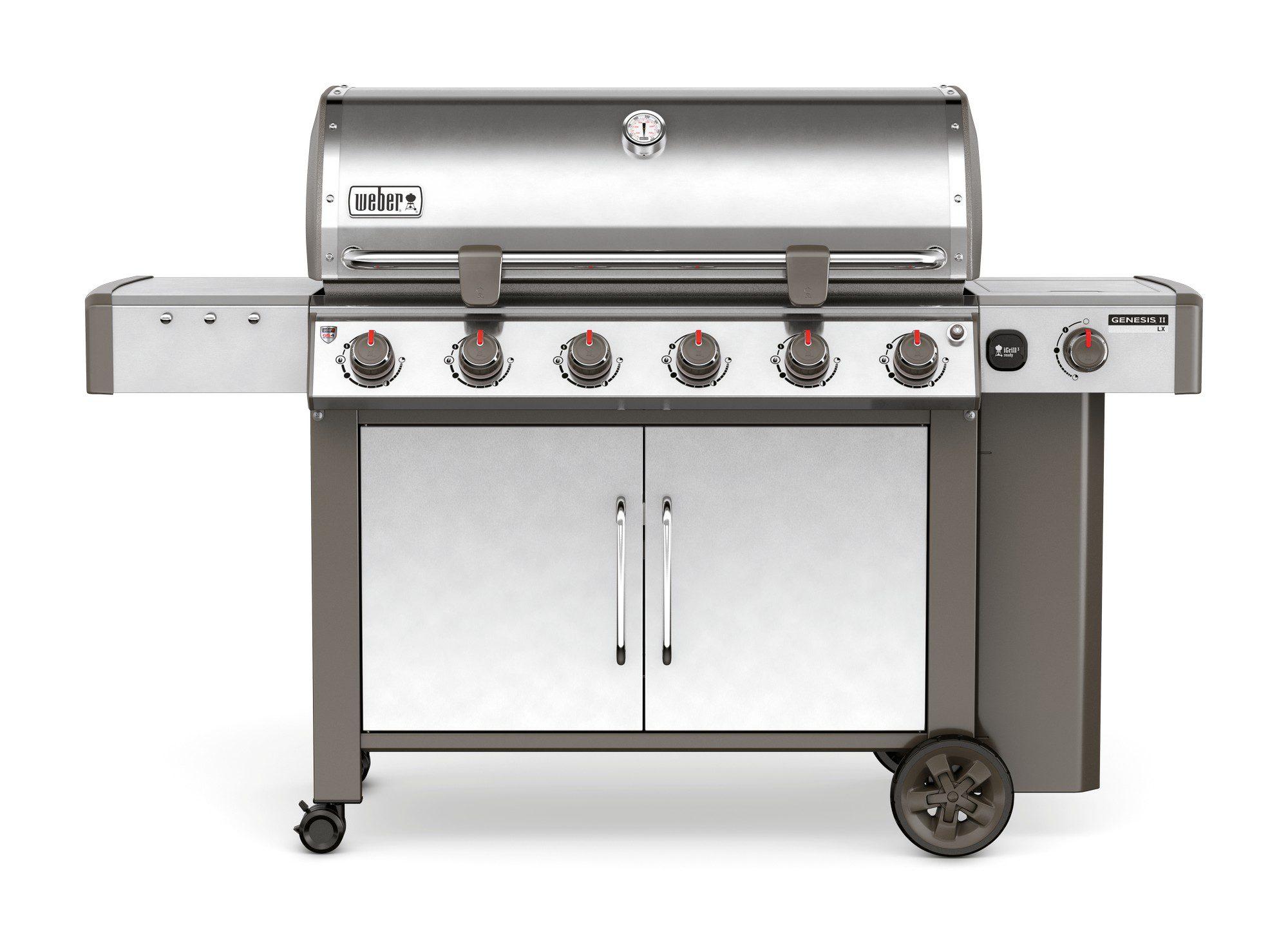 Weber Genesis II Lx s640