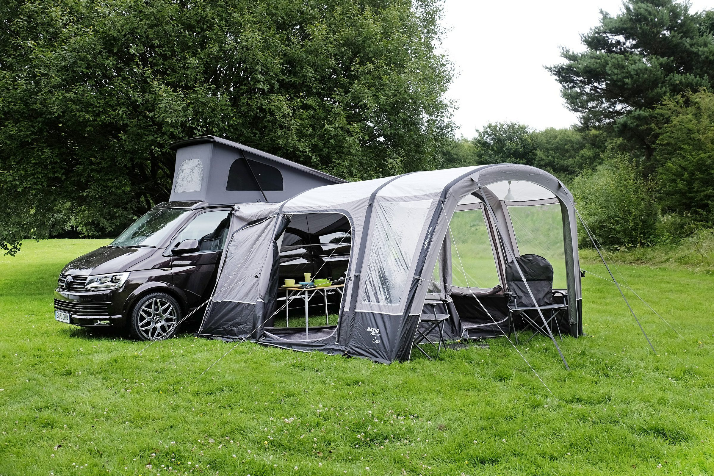 Vango Cruz Tall Air Drive Away Awning 2017