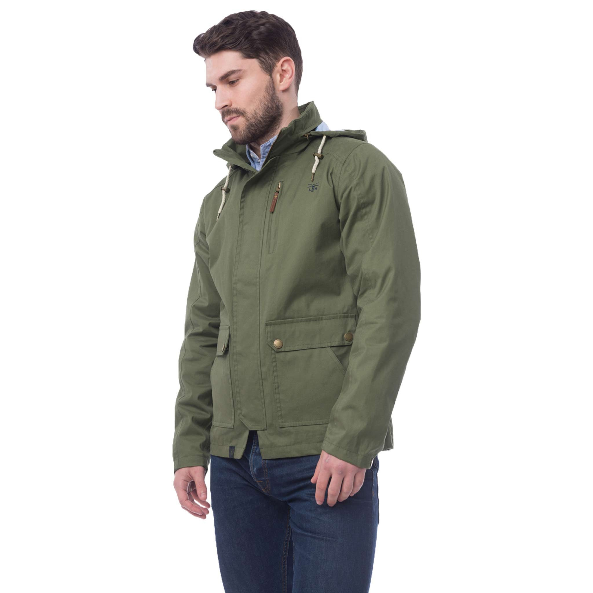 Lighthouse Islander Jacket - Hunter