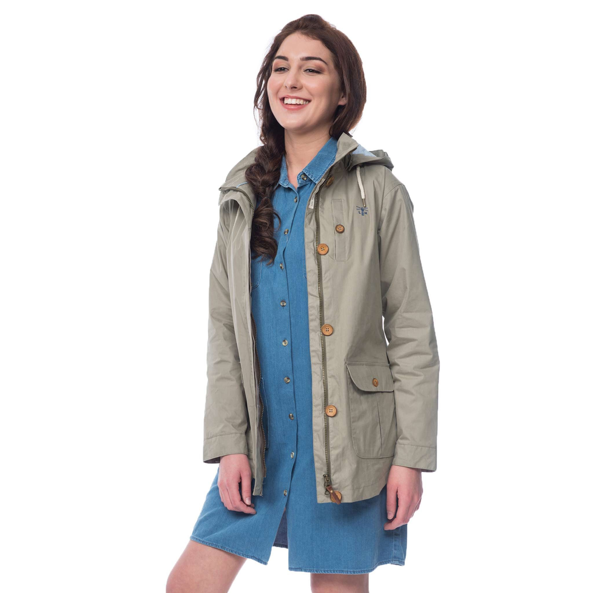 Lighthouse Tori Jacket - Brushwood