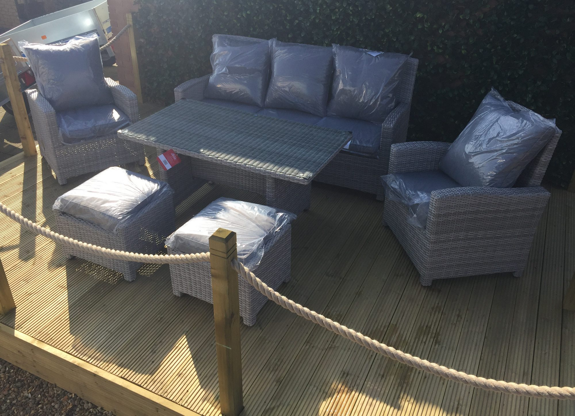 Norcamp Holkham Flex Lounge Set