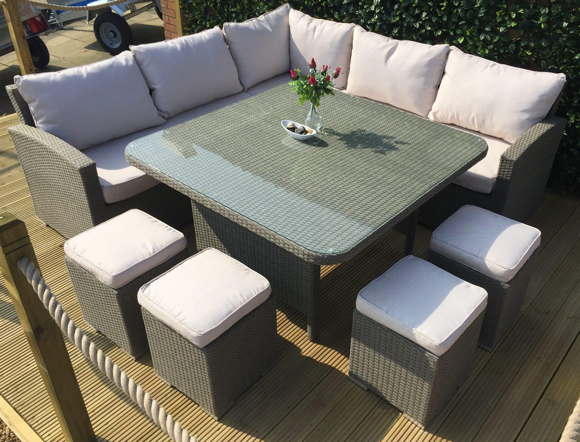 Norcamp Corner Lounge Set