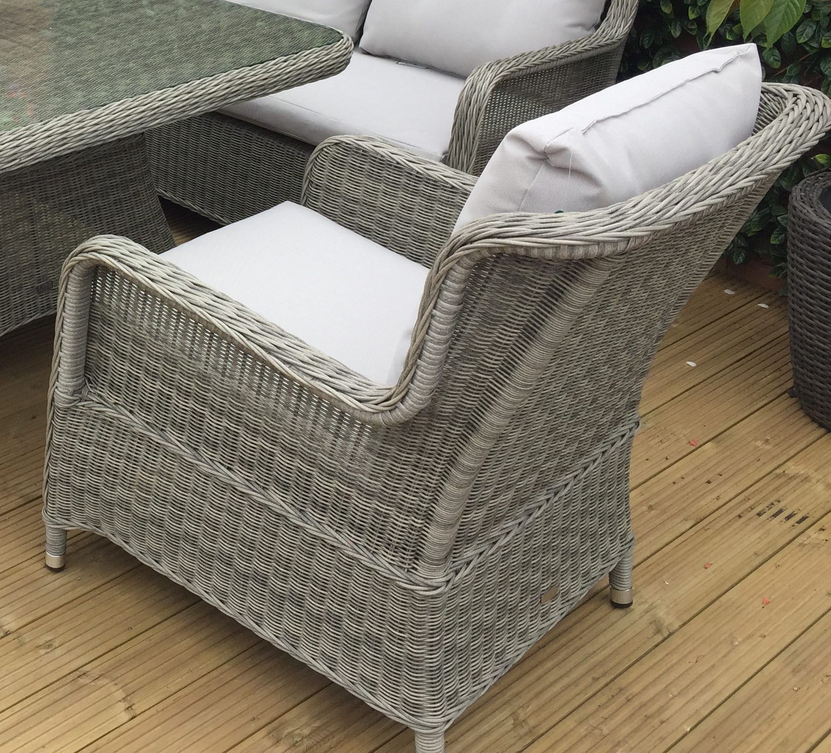 Life Outdoor High Dining Chair