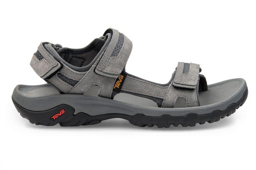33e8885c574a Mens Hudson Sandal - charcoal grey. Teva Overlay