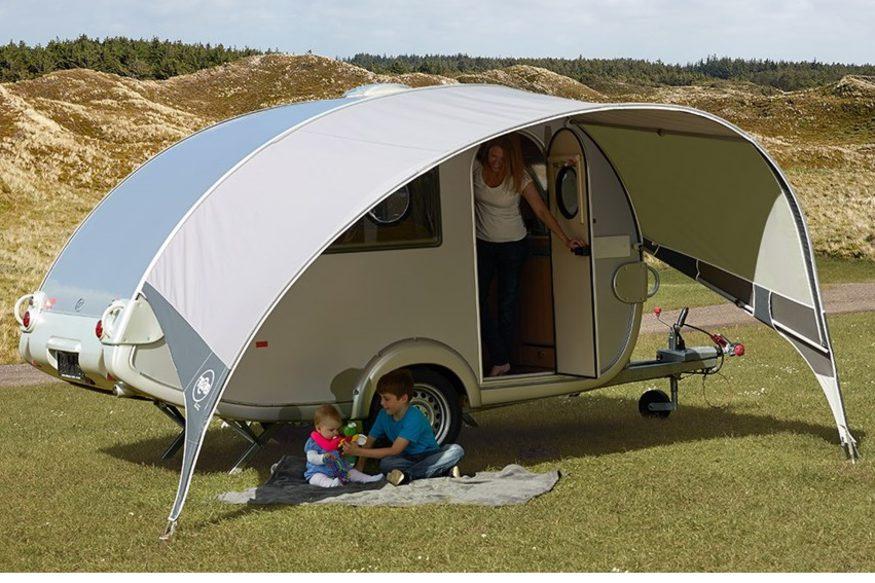 Sun Canopies | Awnings | Norwich Camping