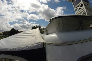 Kampa Pop Air Pro 365 Eriba Caravan Awning 2018 | eBay