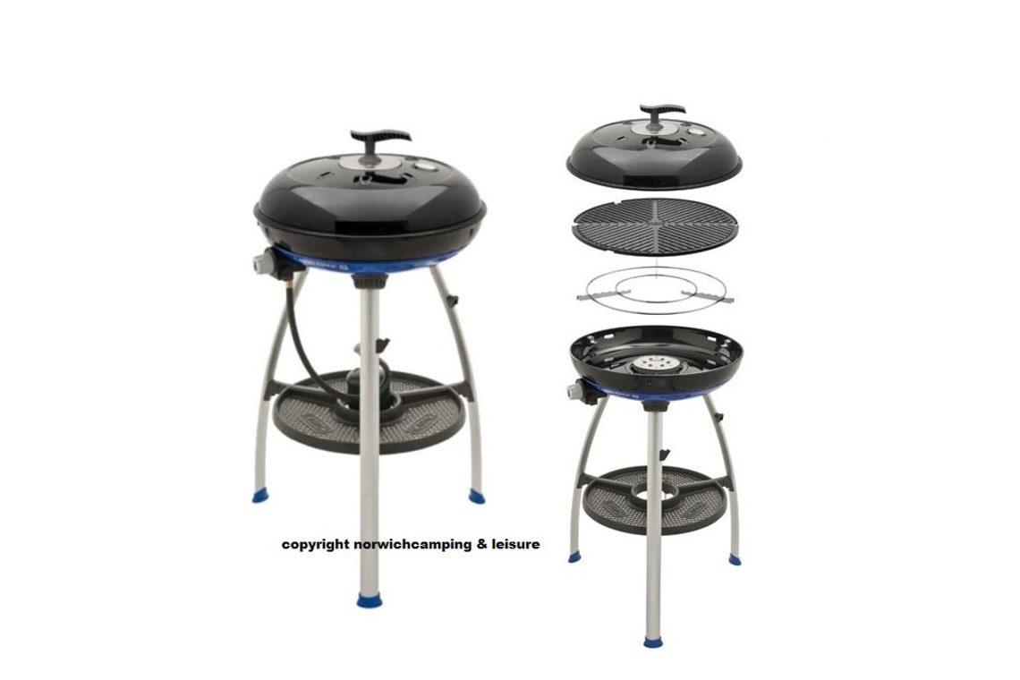 Cadac Carri Chef 2 Bbq Skottel Combo.Cadac Carri Chef 2 Bbq Dome 2018 Gas Bbq Norwich Camping